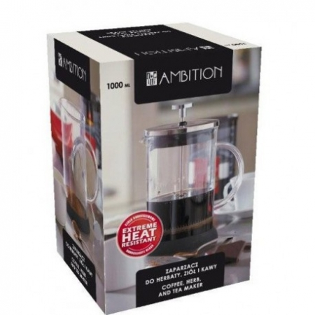 Zaparzacz do kawy Rafaella 600 ml AMBITION